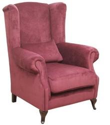 Nowoczesny wymiar komfortu!  Fotel uszak DEMIS z poduszką Fotel jest bardzo komfortowy i wygodny Stelaż drewniany. Siedzisko: sprężyna falista oraz...