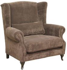 Nowoczesny wymiar funkcjonalności!  Fotel uszak DEMIS z szerokim siedziskiem, jest to tzw fotel 1,5 - osobowy Świetnie sprawdza się u matek z dzieckiem....