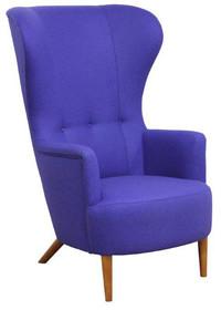 Klasyka w komfortowym wydaniu!  Nowoczesny, oryginalny fotel LINCOLN Stelaż drewniany. Siedzisko: sprężyna falista oraz pianka poliuretanowa. Oparcie:...