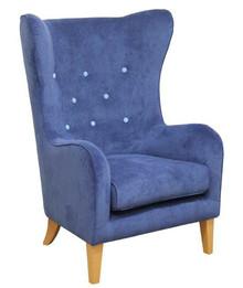 Najlepsze rozwiązanie dla Twojego domu!  Modny, nowoczesny fotel ORLEAN Bardzo wygodny fotel, idealny do odpoczynku. Stelaż drewniany. Siedzisko:...