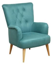 Najlepsze rozwiązanie dla Twojego domu!  Nowoczesny fotel OXFORD Stelaż drewniany. Siedzisko: sprężyna falista, oraz pianka poliuretanowa. Oparcie: pasy...