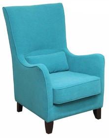 Jakość i styl!  Elegancki, wygodny fotel z poduszeczką pod plecy PARIS Stelaż drewniany. Siedzisko: sprężyna falista oraz pianka poliuretanowa....
