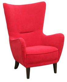 Jakość i styl!  Modny, nowoczesny fotel ROMEO Bardzo wygodny fotel, idealny do odpoczynku. Stelaż drewniany. Siedzisko: sprężyna falista, oraz pianka...