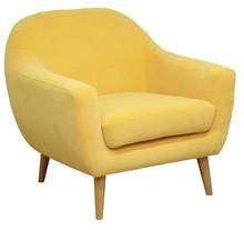 Jakość i styl!  Nowoczesny fotel SWING Stelaż drewniany. Siedzisko: sprężyna falista oraz pianka poliuretanowa. Oparcie: pasy gumowe oraz pianka...