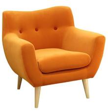 Jakość i styl!  Oryginalny, wygodny fotel TWIST Wygodny, solidnie wykonany fotel. Stelaż drewniany. Siedzisko: sprężyna falista oraz pianka...