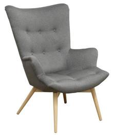 Jakość i styl!  Klasyczny fotel WARNA Stelaż drewniany. Siedzisko: sprężyna falista oraz pianka poliuretanowa. Oparcie: pasy gumowe oraz pianka...