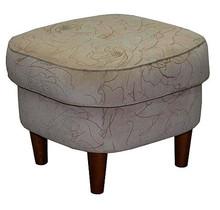Funkcjonalne rozwiązanie w Twoim domu!  Klasyczna pufa z guzikiem, stanowi idealny komplet z fotelem EVORA Cena uzależniona od wybranej tkaniny obiciowej....