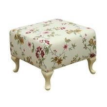 Funkcjonalne rozwiązanie w Twoim domu!  Klasyczna, prostokątna pufa stanowi idealny komplet z fotelem GRAZIA Cena uzależniona od wybranej tkaniny...