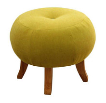Funkcjonalne rozwiązanie w Twoim domu!  Nowoczesna, okrągła pufa, stanowi idealny komplet z fotelem JULIA Cena uzależniona od wybranej tkaniny...