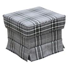 Jakość i styl!  Oryginalna pufa z JUSTINA PLUS stanowi idealny komplet z fotelem JUSTINA Cena uzależniona od wybranej tkaniny obiciowej  Wymiary:...