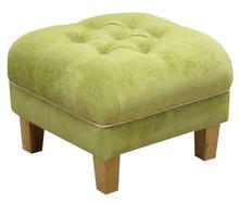 Komfortowe rozwiązanie dla Twojego salonu!  Kwadratowa pufa z guzikami, stanowi idealny komplet z fotelem POLA Cena uzależniona od wybranej tkaniny...