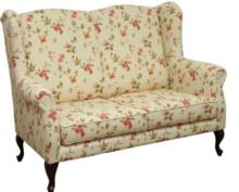 Komfort w stylowym wydaniu!  Wygodna stylowa sofa 2-osobowa BOSTON Stelaż drewniany. Siedzisko: sprężyna falista, bonell oraz pianka poliuretanowa...