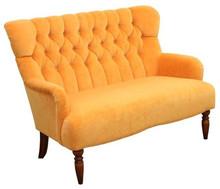 Komfort w stylowym wydaniu!  Wygodna stylowa sofa 2-osobowa BRISTOL Stelaż drewniany. Siedzisko: sprężyna falista, bonell oraz pianka poliuretanowa...
