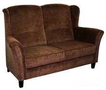 Komfort w stylowym wydaniu!  Wygodna, solidnie wykonana sofa 2-osobowa Stelaż drewniany. Siedzisko: sprężyna falista, bonell oraz pianka poliuretanowa...