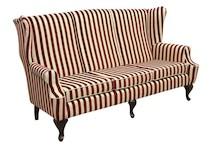 Komfort w Twoim domu!  Stylowa sofa 3-osobowa Stelaż drewniany. Siedzisko: sprężyna falista, bonell oraz pianka poliuretanowa. Oparcie: pasy gumowe oraz...