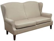 Wygoda w Twoim domu!  Klasyczna sofa 2,5-osobowa Stelaż drewniany. Siedzisko: sprężyna falista oraz pianka poliuretanowa. Oparcie: pasy gumowe oraz...