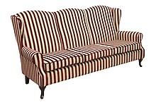 Wygoda w Twoim domu!  Stylowa sofa 3-osobowa LUGO Stelaż drewniany. Siedzisko: sprężyna falista, bonell oraz pianka poliuretanowa. Oparcie: pasy gumowe...