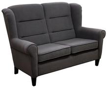 Wygoda w Twoim domu!  Klasyczna, bardzo wygodna 2 - osobowa sofa MARLON Stelaż drewniany. Siedzisko: sprężyna falista oraz pianka poliuretanowa. Oparcie:...