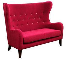 Wygoda w Twoim domu!  Nowoczesna, bardzo wygodna sofa 2-osobowa ORLEAN Stelaż drewniany. Siedzisko: sprężyna falista oraz pianka poliuretanowa Oparcie:...