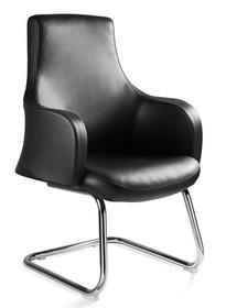 - Siedzisko i parcie pokryte wysokiej jakości eko-skórą - Podstawa wykonana z chromowanego metalu - 2 lata gwarancji - Maksymalne obciążenie 130 kg -...