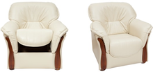 Przedmiotem oferty jest fotel Honorata. Fotel jest wyposażony w funkcjonalny pojemnik umieszczony pod siedziskiem. Wymiary całkowite: Wysokość: 94 cm...