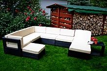 Wielofunkcyjny komplet mebli ogrodowych RIPOSARE będzie idealny dla tych, którzy cenią sobie praktyczność i elegancję. Zestaw RIPOSARE ma wszystko to,...