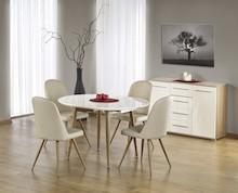 Stół Edward to bardzo gustowne połączenie współczesnego designu z ponadczasową klasyką. To mebel niezwykle stylowy, elegancki, a jednocześnie prosty...