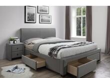 Łóżko z szufladami MODENA