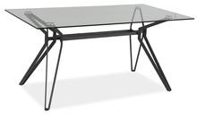Stół TIVOLI 160x90 - szary