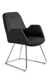 Krzesło CITY - czarny