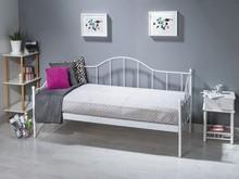 Dover to stylowe, bardzo eleganckie, metalowe łóżko, które może się świetnie sprawdzić w każdym pokoju młodzieżowym lub dziecięcym. Wygląda...