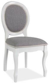 Elegancja i klasa! Bardzo eleganckie krzesło FN-SC przypadnie do gustu wszystkim zwolennikom klasycznego, eleganckiego stylu. Jest to mebel bardzo solidnie...