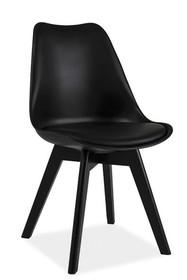 Krzesło KRIS II - czarny