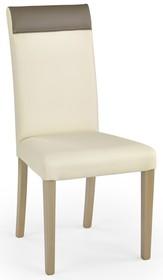 Krzesło NORBERT - kremowy