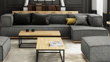 Modułowy narożnik NoI marki ABSYNTH to coś dla wszystkich miłośników dobrego designu. W tym przypadku design jest zrealizowany na każdej...