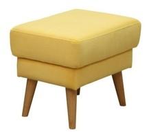 Komfort w stylowym wydaniu!  Klasyczna pufa stanowi idealny komplet z fotelem SWING Nóżki bukowe o różnym wybarwieniu. Cena uzależniona od wybranej...