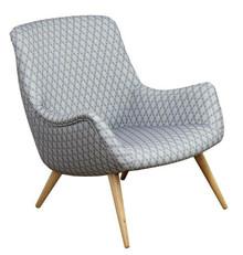 Funkcjonalność w Twoim domu!  Stylowy fotel APOLLO. Stelaż drewniany. Siedzisko: sprężyna falista, bonell oraz pianka poliuretanowa. Oparcie: pasy...
