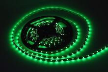 Oświetlenie LED do witryny LIVO W-120. Dostępne wersje kolorystyczne:  - biały - czerwony - zielony - niebieski Zdjęcie produktu jest wyłącznie...