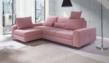 Narożnik Asti to elegancki i bardzo stylowy narożnik, który ociepli każde wnętrze.  Posiada funkcję spania oraz pojemnik na pościel. Siedzisko -...