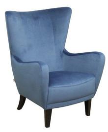 Najwyższa jakość wykonania!  Stylowy fotel TRISTAN. Stelaż drewniany. Siedzisko: sprężyna falista, bonell oraz pianka poliuretanowa. Oparcie: pasy...
