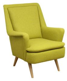 Komfort w Twoim domu!  Stylowy fotel SKAGEN. Stelaż drewniany. Siedzisko: sprężyna falista, bonell oraz pianka poliuretanowa. Oparcie: pasy gumowe oraz...