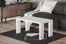 Ława NELA idealnie pasuje do nowoczesnego salonu. Blat w prostokątnym kształcie oraz nogi wykonane są z płyty laminowanej. Dodatkowym atutem jest...