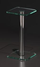PRIMA to stojak doskonale pasujący do nowoczesnego wystroju salonu. Wykonany z metalu. Kluczowe parametry: - wymiar 25x25cm - wysokość 50cm Cechy: -...