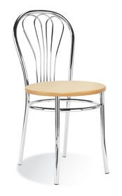 Kawiarniene krzesło VENUS wood