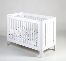 Łóżeczko dziecięce SUN 120x60 - biały