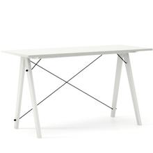 Minimalistyczne biurko w formie stolika, dopasuj wymiary do swoich potrzeb! Wykonane ręcznie z litego drewna i blatu laminowanego w dowolnym odcieniu,...