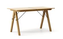 STÓŁ BASIC ROZKŁADANY kolor RAW OAK stelaż DĄB  Minimalistyczny stół w duchu SCANDI, idealny do jadalni lub kuchni. Opcja rozkładania umożliwi...