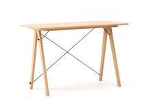 Biurko SLIM KIDS LUXURY WOOD blat BUK stelaż BUK (standard)  Minimalistyczne biurko w formie stolika z wygodną nadstawką na drobiazgi. Wykonane ręcznie...