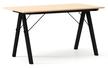 Stół BASIC LUXURY 140x70 - stelaż BLACK
