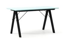 Minimalistyczny stół w duchu SCANDI, idealny do jadalni lub kuchni.  Tutaj wersja LUXURY.Dostępny w bardzo szerokiej kolorystyce (wg palety...